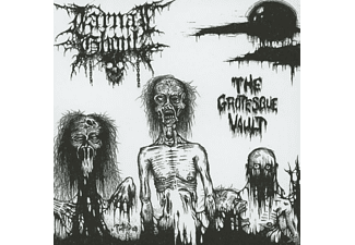 Carnal Ghoul - The Grotesque Vault [CD]