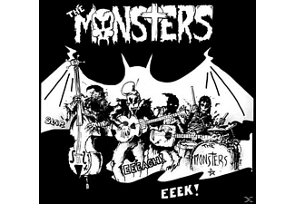 The Monsters - Masks - (CD)