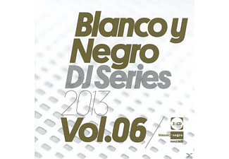 VARIOUS - Blanco Y Negro DJ Series 2013 Vol.6 - (CD)