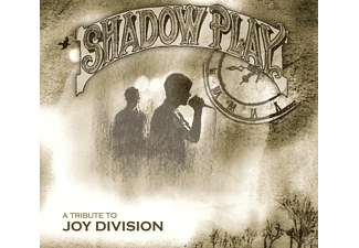 Shadowplay - A Tribute To Joy Division - (CD)