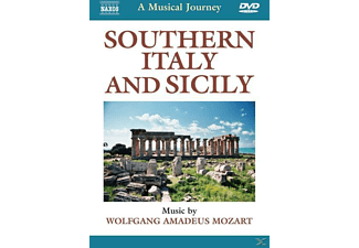A Musical Journey - Italy/Sicily - (DVD)