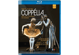 Ullate/Comunidad de Madrid - Coppélia - (Blu-ray)