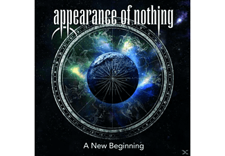 Appearance Of Nothing - A New Beginning - (CD)