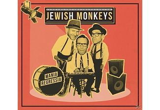 Jewish Monkeys - Mania Regressia [CD]