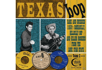 VARIOUS - Texas Bop Vol.2 - (Vinyl)