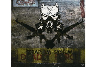 Seraphim System - Deadly Force Digi - (CD)