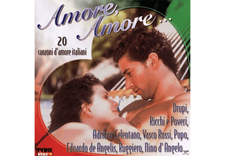 VARIOUS - Amore, Amore... [CD]