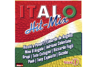 VARIOUS - Italo Hit-Mix Vol.1 [CD]