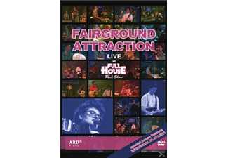 Fairground Attraction - Fullhouse - (DVD)