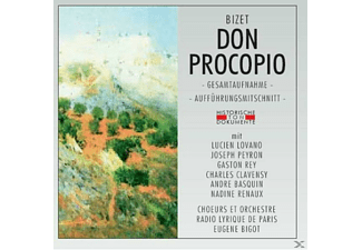 Choeurs Et Orch.Radio Lyrique De Paris - Don Procopio (Ga) [CD]