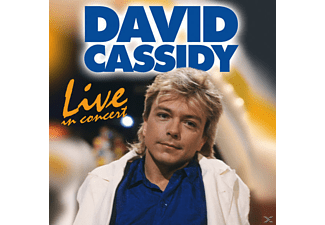David Cassidy - Live In Concert [CD]
