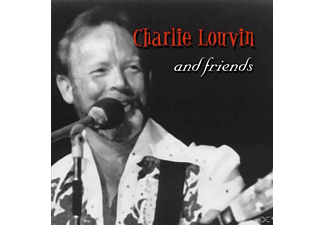 Charlie Louvin - AND FRIENDS [CD]