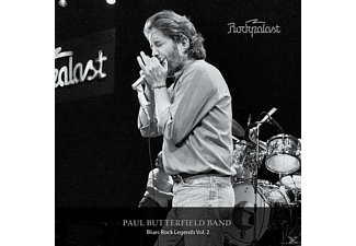 Butterfield, Paul / Band, The - Rockpalast: Blues Rock Legends Vol. 2 [CD]