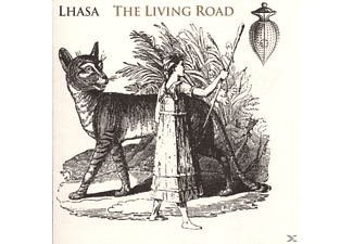 Lhasa - The Living Road - (CD)