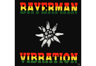 Hans Söllner - Bayerman Vibration [CD]