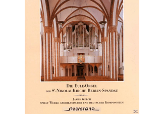 James Welch - Die Eule-Orgel Berlin-Spandau - (CD)