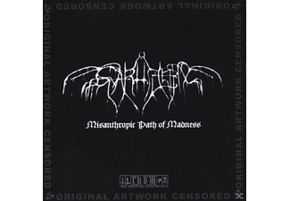 Svarttjern - Misannthropic Path Of Madness [CD]