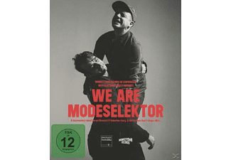 Modeselektor - We Are Modeselektor - (Blu-ray)