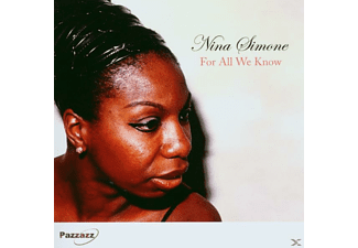 Nina Simone - For All We Know - (CD)