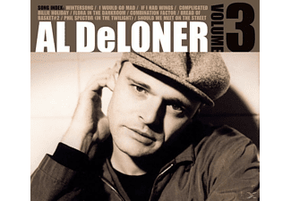 Al Deloner - Volume 3 - (CD)
