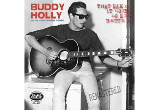 "Buddy Holly - That Makes It Sound So Much Better-10""lp - (Vinyl)"