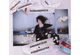 Annamateur & Aussensaiter - Screamshots - (CD)