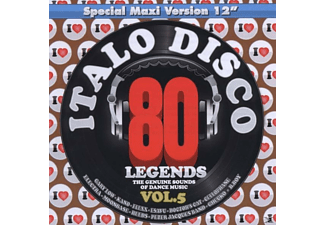 VARIOUS - Italo Disco Legends Vol.5 [CD]