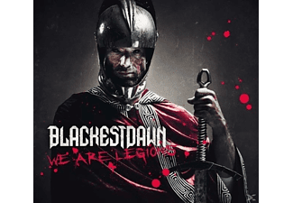Blackest Dawn - We Are Legions [CD]