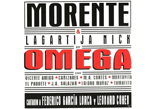 Enrique Morente - Omega - (CD)