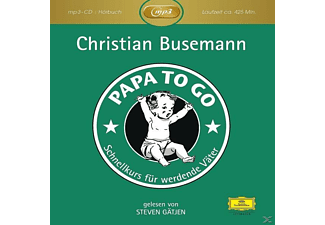 PAPA TO GO-SCHNELLKURS - 1 CD-ROM - Hörbuch