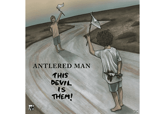 Antlered Man - This Devil Is Them - (Vinyl)