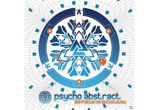 Psycho Abstract - Patterns In Evolution - (CD)