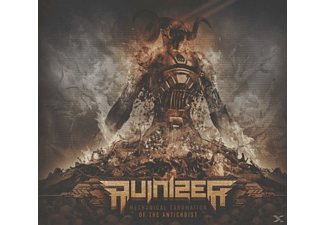 Ruinizer - Mechanical Exhumation Of The Antichrist - (CD)