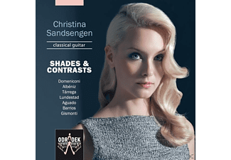 Christina Sandsengen - Shades & Contrasts-The Roman - (CD)