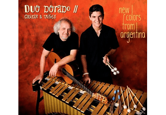 Duo Dorado - New Colors From Argentina - (CD)