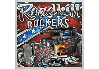 Roadkill Rockers - Play It Loud - (CD)
