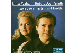 Lee Bob Watson - Scenes From Tristan Und Isolde - (CD)
