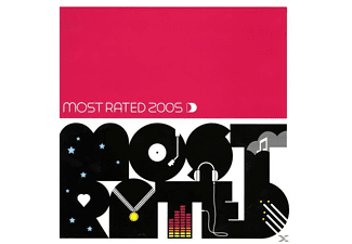 VARIOUS - Most Rated 2005 [Vinyl]