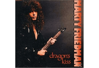 Marty Friedman - Dragon's Kiss - (CD)