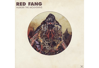 Red Fang - Murder The Mountains [CD]