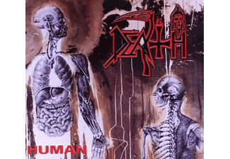 Death - Human (Deluxe 2cd Reissue) - (CD)