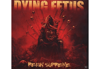 Dying Fetus - Reign Supreme (Deluxe Edition) [CD]