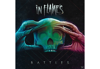 In Flames - Battles - (CD)