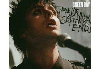 Green Day - Wake Me Up When September Ends - (Maxi Single CD)