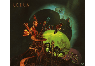 Leila - Blood, Looms & Blooms [CD]
