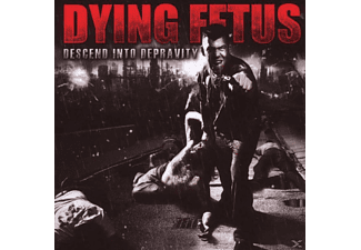 Dying Fetus - Descend Into Depravity - (CD)