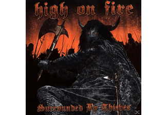 High On Fire - Surrounded By Thieves - (CD)