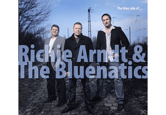 Richie & The Bluenatics Arndt - The Blue Side Of... - (CD)