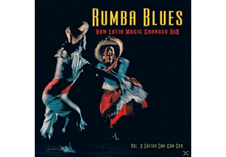 VARIOUS - Rumba Blues Vol.3 (Guitar Cha-Cha- - (CD)