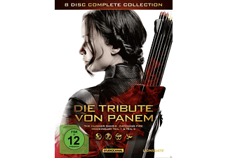 Die Tribute von Panem (Complete Collection) - (DVD)